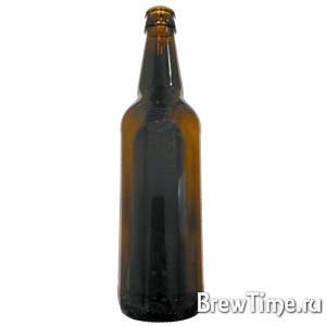 "Бутылка ""Варшава"" коричневая 0,5л (20 шт.)"